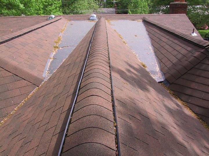 Steve Sickels Visiblewind House Addition Roof
