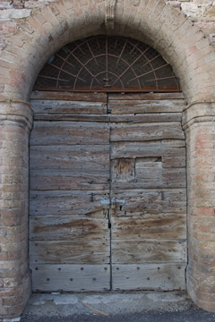 Door in Assisi